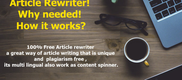 rewritertools